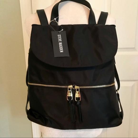 8a1ddebff1 Steve Madden Bags   Backpack   Poshmark
